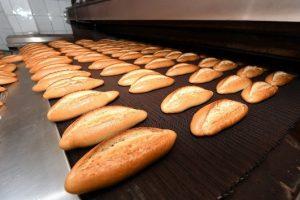 Halk ekmek fabrikasında yenileme çalışması sürüyor