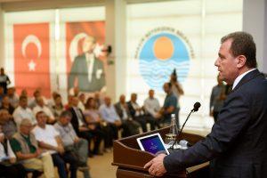 Başkan Seçer, 6 ayını anlattı