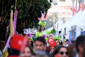 ÇAMLIBEL DE SOKAK FESTİVALİ YAPILDI