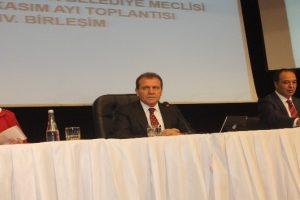 Mersin Büyükşehir Belediyesinin 2020 yılı bütçesi 2 milyar 254 milyon TL