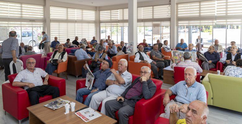 BÜYÜKŞEHİR'DEN EMEKLİLERE İŞİTME TARAMA TESTİ