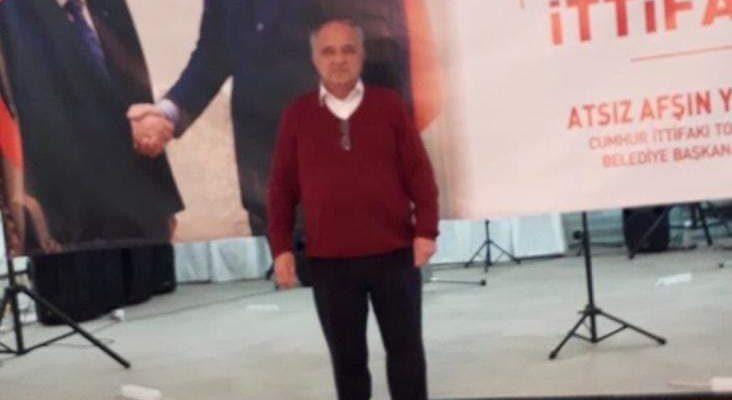 Ak partili yöneticiler kaza yaptı: 1 ölü 2 yaralı