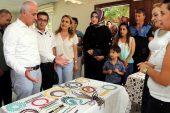 Akdeniz Belediyesi Mahalle Evlerinde kurs ve eğitimler başladı