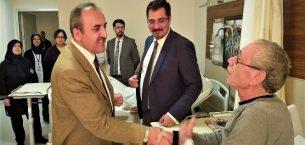 Anamur Devlet Hastanesi hizmete girdi
