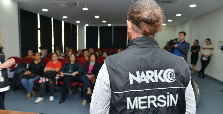 Mersin'de madde bağımlılığı yaşı 6'ya indi