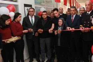 TOROSLAR'DA ŞEHİT HÜSEYİN BULUT'UN İSMİ  KÜTÜPHANEDE YAŞATILACAK