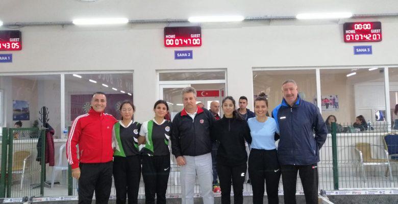 Toroslar Belediyesi Bocce Takımı, Genç Kadınlarda Türkiye Şampiyonu oldu.