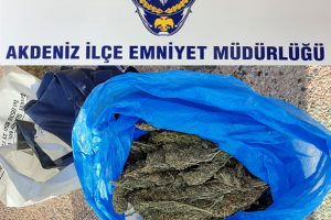 10 hırsızlık olayı aydınlatıldı. 1 kg. esrar ele geçirildi
