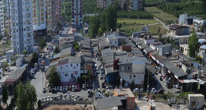 """""""MEZİTLİ SANAYİ SİTESİ KENT DIŞINA ÇIKARILMALIDIR"""""""