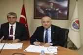 MTSO ile Tarsus Üniversitesi arasında protokol imzalandı