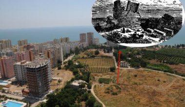 İşadamı, Aratos'un mezarını Mezitli Belediyesine bağışladı