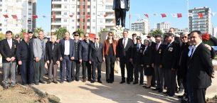 TOROSLAR'DA KIBRIS'IN KAHRAMANLARI ANILDI