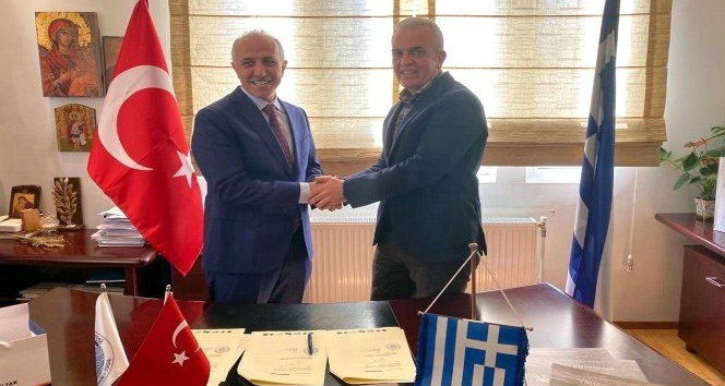 Akdeniz Belediyesi'nde 'Kentsel Yeşil Alanlar' protokolü imzalandı