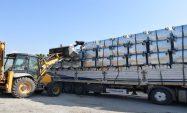 Toroslar Belediyesi çöp konteynerlerini yeniledi
