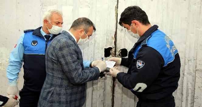 Mersin'de hurdacılar kapatılıyor
