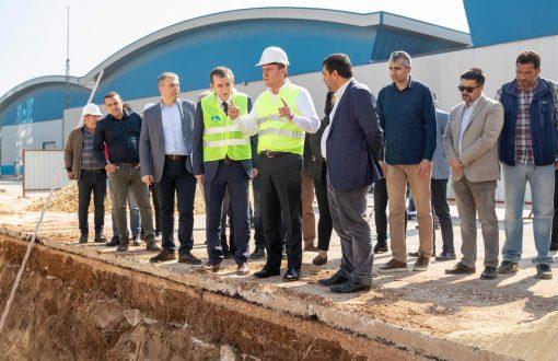 """""""Mersin'in Batı Bölgelerine Doğru Önemli Kanalizasyon Ve Arıtma Sorunları Yaşıyoruz"""""""