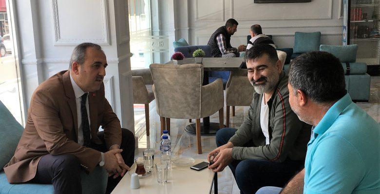 Mersin'de 250 Sağlık Çalışanı Evinden Uzakta