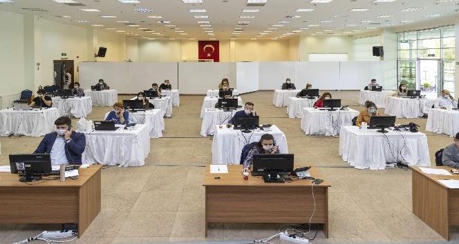 Kriz merkezi 81 binden fazla çağrıyı yanıtladı