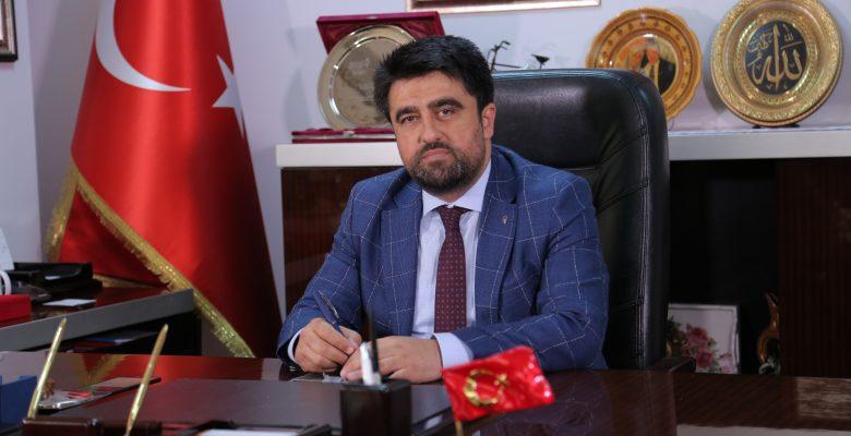 """""""Çocuklarımız, geleceğin müreffeh Türkiye'sini inşa edecek"""""""