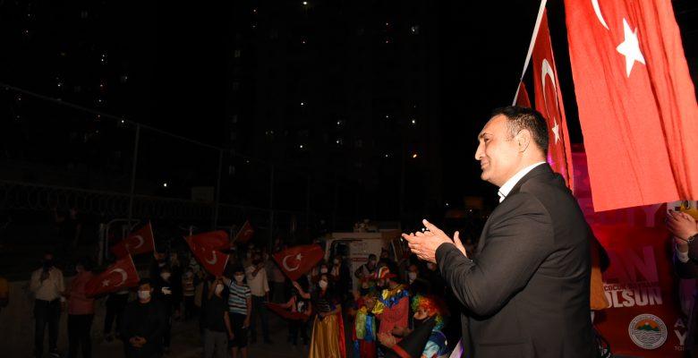 TOROSLAR'DA 100'ÜNCÜ YIL COŞKUSU