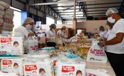 'El bebek gül bebek' paketleri 8 bin aileye ulaştı