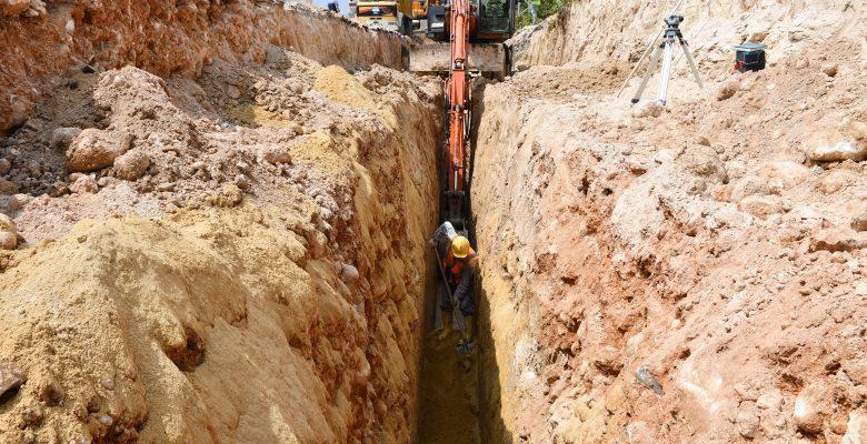 Arpaçsakarlar'ın Kanalizasyon Sorunu Çözülüyor