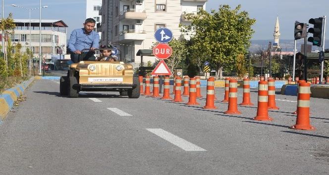 Başkan Tollu, Trafik Haftası mesajı