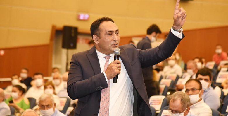 """""""SU FATURALARI ÇOK YÜKSEK, DÜŞÜRÜLMELİ"""""""