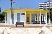 Pandemi sonra sahilde 5 cafe açılacak