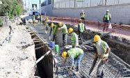 Karacailyas Mahallesindeki Yağmur Suyu Hattı Çalışmaları sürüyor