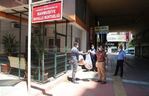 Akdeniz Belediyesi Mobil Ekipleri, Bayram Boyunca Görev Başındaydı!
