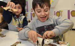 Toroslar Belediyesi'nin Kreş Ve Gündüz Bakım Evi  1 Haziran'da Eğitime Yeniden Başlayacak