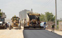 Tarsus Şahin Mahallesi Sakinleri, 10 Yıldır Bekledikleri Asfalta Kavuştu