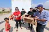 Başkan Tarhan'dan çocuklara karne hediyesi