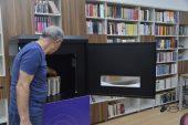 Yenişehir Belediyesi kitapları sterilize ediyor