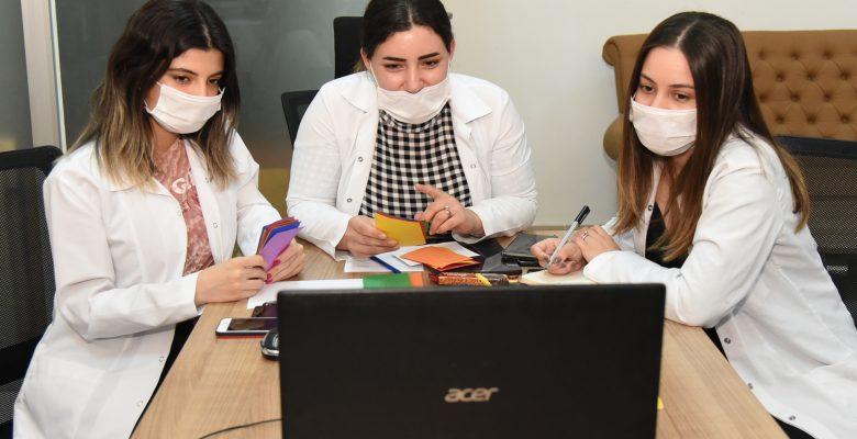 Toroslar Belediyesi'nden Çocuklar İçin Evde Online Atölye