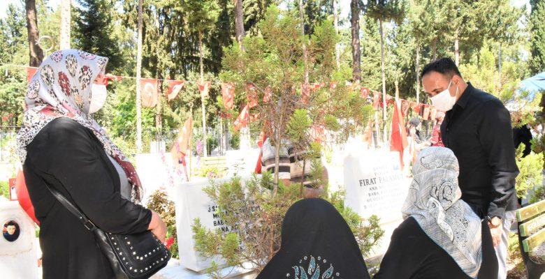 Şehit Mustafa Sarı dualarla anıldı