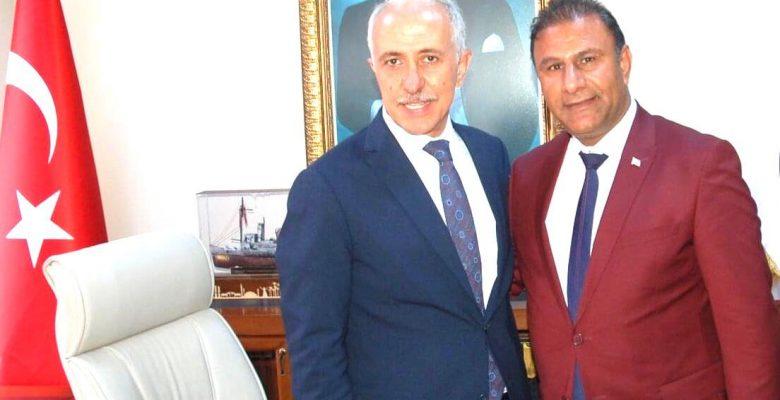 Tüzün, Akdeniz başkan yardımcılığı görevine getirildi