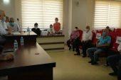 Erdemli Belediye Meclisi toplandı