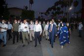 MERSİN'DE DEMOKRASİ VE MİLLİ BİRLİK GÜNÜ TÖRENLERİ YAPILDI