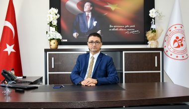 Mersin'e yeni Gençlik ve Spor İl Müdürü atandı