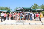 Mezitli'de Basın Merkezi temeli atıldı