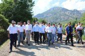 Başkanlardan Kırsal Bölgelere Bayram Ziyareti