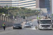 Büyükşehir Belediyesi, kazaların önlenmesi için çalışmalarını sürdürüyor