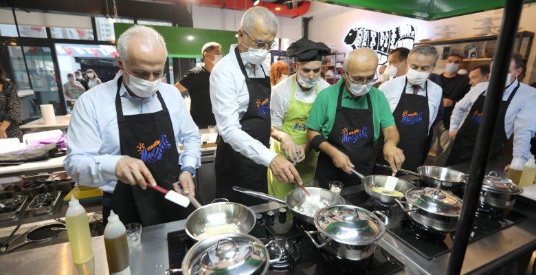 Tirat Mutfak Atölyesi açıldı