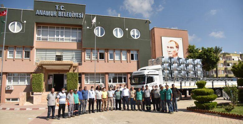 ''Ankara'da ne varsa Anamur'a taşıyacağız''