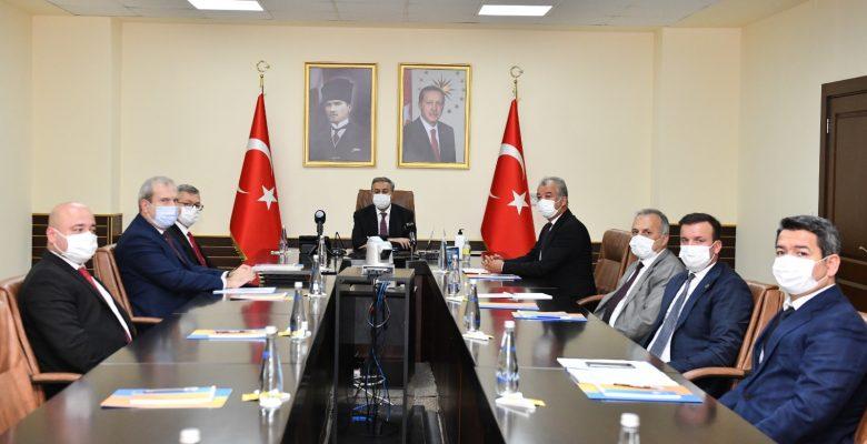 """Vali Su; """"Mersin, Keçi Üretiminde Türkiye Birincisi"""""""