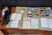 Mersin'de tefecilik ve pos tefeciliği operasyonu