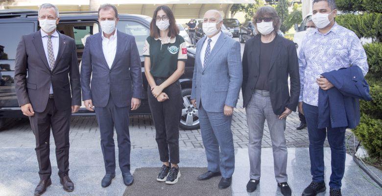 """""""YENİ SANAYİ ALANLARI, YENİ İŞ ALANLARI AÇACAĞIZ"""""""