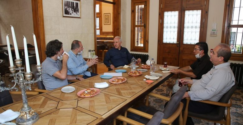 """Gültak'tan Çağrı: """"Tarihi Mersin Evlerini Yaşatalım"""""""